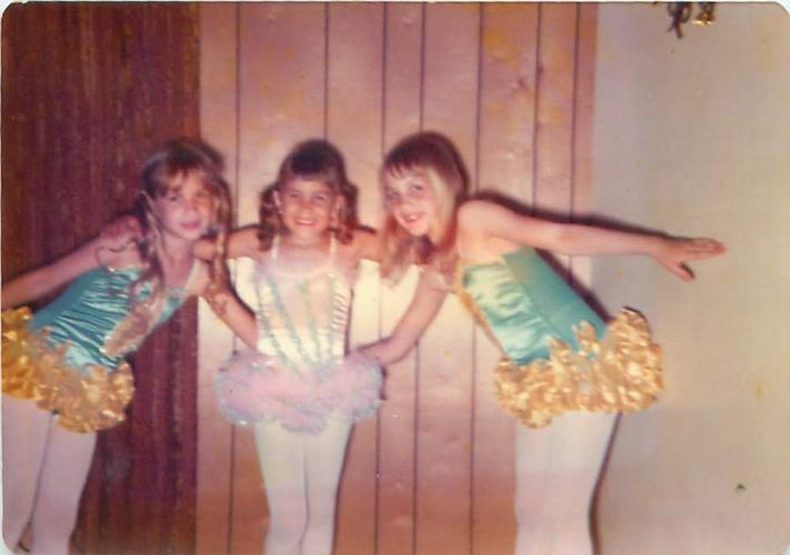 The 3 Ballerinas 1976
